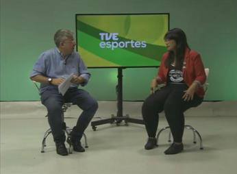 tve esportes entrevista ari
