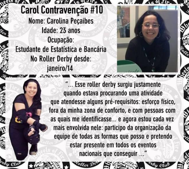 carol entrevista